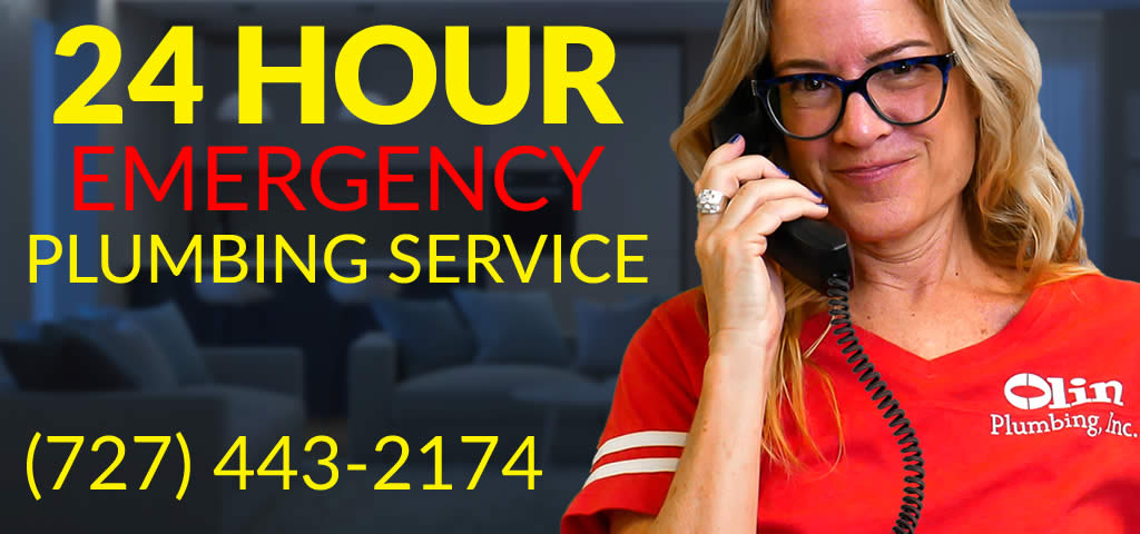 Pinellas Park 24 Hour Emergency Plumbing Service