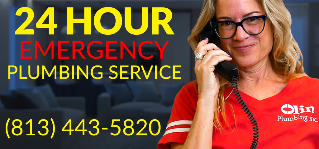 Clearwater 24 Hour Emergency Plumbing Service