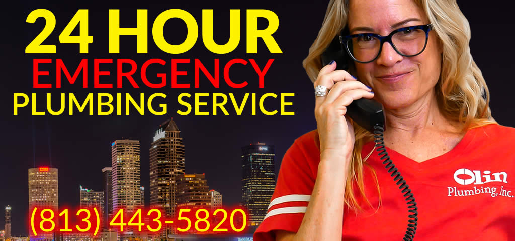Brandon Florida 24 Hour Emergency Plumbing Service