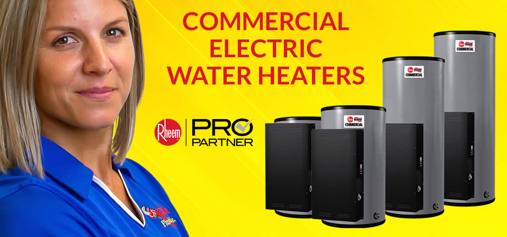 Commercial Electric Water Heaters in Tampa