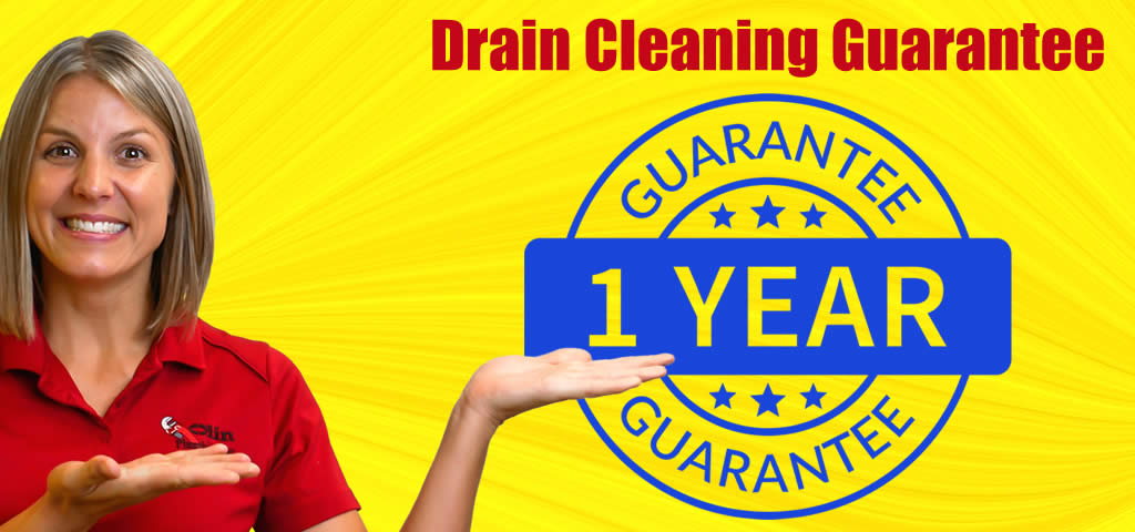Drain Cleaning Guarantee Tampa