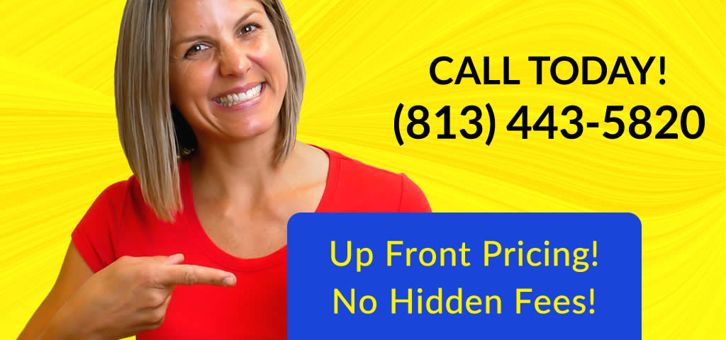 Brandon Plumber with Upfront Pricing, No Hidden Fees