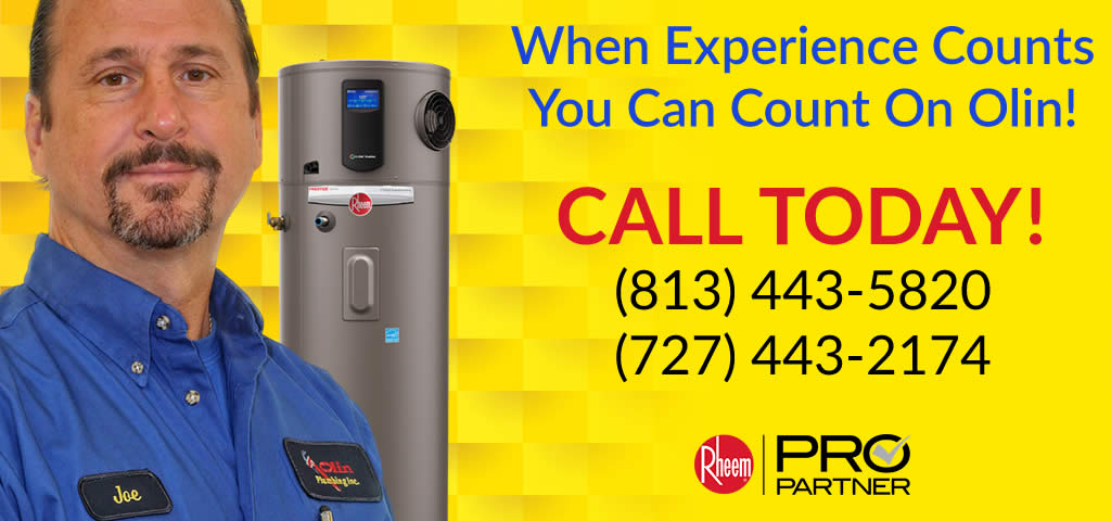 Electric Water Heaters in Tampa